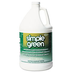 Simple Green 13005EA All-Purpose Industrial Degreaser/Cleaner, 1 Gal. Bottle