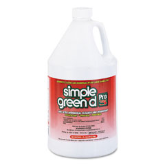 Simple Green 30301 Pro 3 Germicidal Cleaner, 1 Gal. Refill Bottle W/Childproof Cap