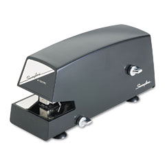 Swingline 06701 Model 67 Electric Stapler, 20-Sheet Capacity, Black