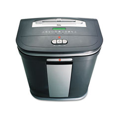 Gbc swingline - sx16-08 light-duty cross-cut shredder, 16 sheet capacity, sold as 1 ea