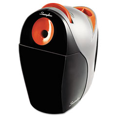 Swingline 29968 Electric Desktop Sharpener, Gray/Orange