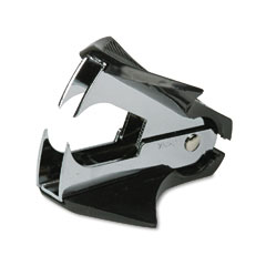 Swingline - deluxe jaw style staple remover, black, sold as 1 ea