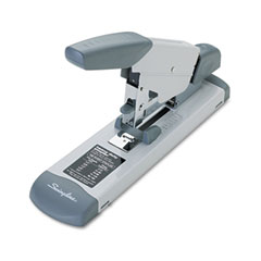 Swingline - deluxe heavy-duty stapler, 160-sheet capacity, platinum, sold as 1 ea