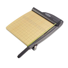 "Swingline 9112 Classiccut Pro Paper Trimmer, 15 Sheets, Metal/Wood Composite Base, 12"" X 12"""