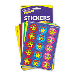 Trend - stinky stickers variety pack, fun & fancy, 432/pack, sold as 1 pk