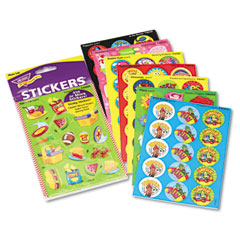 Trend - stinky stickers variety pack, sweet scents, 480/pack, sold as 1 pk