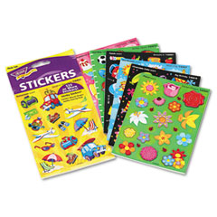 Trend - stinky stickers variety pack, good times, 535/pack, sold as 1 pk