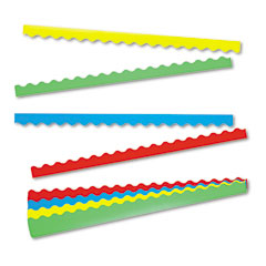 Trend - terrific trimmers border variety pack, 2 1/4 x 39, assorted colors, 48/set, sold as 1 st