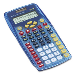 Texas instruments - ti-15 explorer calculator, 10-digit display, sold as 1 ea