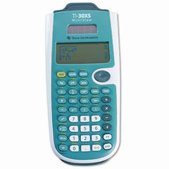 Texas instruments - ti-30xs multiview calculator, 16-digit lcd, sold as 1 ea