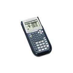 Texas instruments - ti-84plus programmable graphing calculator, 10-digit lcd, sold as 1 ea
