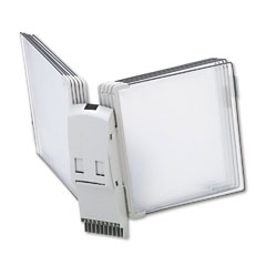 Tarifold TW271 Modular Reference Display Extension Unit, 10 Wire-Reinforced Pockets