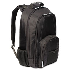 "Targus CVR617 17"" Groove Laptop Backpack, Book Storage, Media Pocket, Water Bottle Holders"