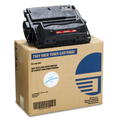 Troy 0281119001 0281119001 Compatible Micr Toner Secure, 19,500 Page-Yield, Black