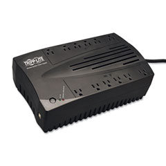 Tripp lite - avr750u avr series line interactive ups 750va, 120v, usb, rj11, 12 outlet, sold as 1 ea