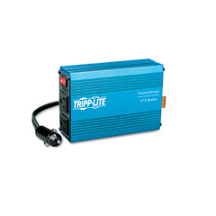 Tripp lite - pv375 powerverter 375w inverter 12v dc input; 120v ac output 2 outlet, sold as 1 ea