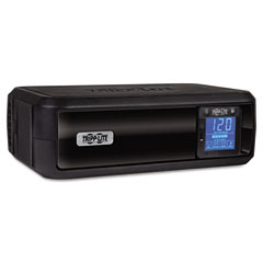 Tripp lite - smart1000lcd smart lcd 1000va ups 120v with usb, rj11, coax, 8 outlet, sold as 1 ea