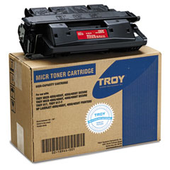 Troy 0218944001 0218944001 Compatible Micr High-Yield Toner Secure, 10,000 Page-Yield, Black