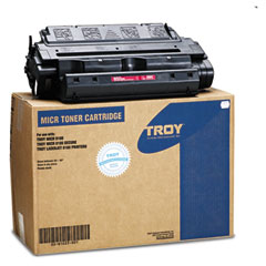 Troy 0281023001 0281023001 Compatible Micr High-Yield Toner Secure, 25,000 Page-Yield, Black