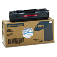 Troy 0281031001 0281031001 Compatible Micr Toner Secure, 2,500 Page-Yield, Black