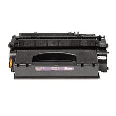Troy 0281037500 0281037500 Compatible Micr High-Yield Toner, 6,000 Page-Yield, Black