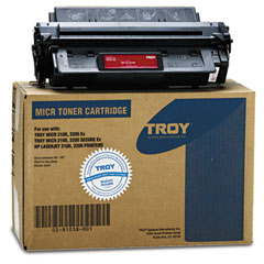 Troy 0281038001 0281038001 Compatible Micr Toner Secure, 5,000 Page-Yield, Black