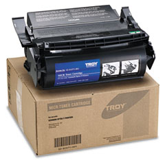 Troy 0281071001 0281071001 Compatible Micr Toner Secure, 16,000 Page-Yield, Black