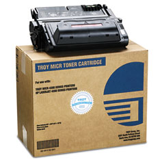 Troy - 0281118001 compatible micr toner secure, 13,500 page-yield, black, sold as 1 ea