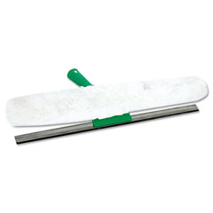 Unger - visa versa squeegee with 18-inch strip washer, sold as 1 ea