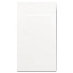 Universal 19001 Tyvek Expansion Envelope, 12 X 16, White, 100/Box