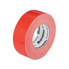 "Universal 20048OR General Purpose Duct Tape, 2"" X 60 Yards, Orange"