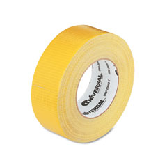 "Universal 20048Y General Purpose Duct Tape, 2"" X 60 Yards, Yellow"