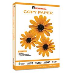 Universal 28110 Copy Paper, 92 Brightness, 20Lb, 11 X 17, White, 2500 Sheets/Carton
