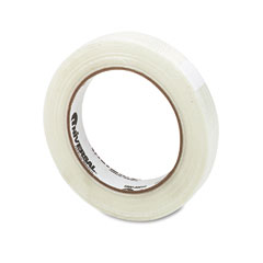 "Universal 30018 General Purpose Filament Tape, 3/4"" X 60 Yards, 3"" Core"