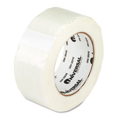 "Universal 30048 General Purpose Filament Tape, 2"" X 60 Yards, 3"" Core"