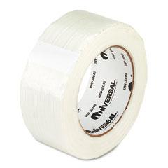 "Universal 30048 General Purpose Filament Tape, 2"" X 60 Yards, 3"" Core"