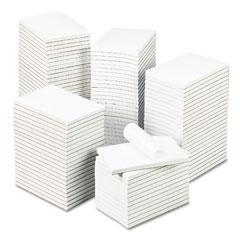 Universal 35624 Bulk Scratch Pads, Unruled, 4 X 6, White, 100-Sheet Pads, 120 Pads/Carton