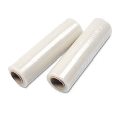 "Universal 62018 Handwrap Stretch Film, 18"" X 2000' Roll, 15 Mic (60 Gauge), 4 Rolls/Carton"