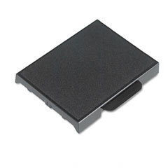 U. s. stamp & sign - t5470 dater replacement ink pad, 1-5/8 x 2-1/2, black, sold as 1 ea