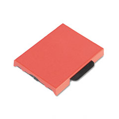 U. s. stamp & sign - t5470 dater replacement ink pad, 1-5/8 x 2-1/2, red, sold as 1 ea