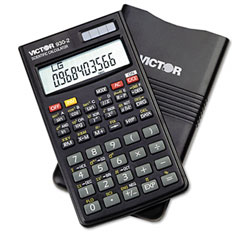 Victor - 930-2 scientific calculator, 10-digit lcd, sold as 1 ea