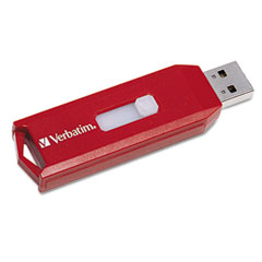 Verbatim - store 'n' go usb flash drive, 8gb, sold as 1 ea