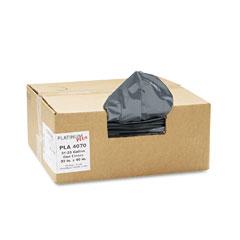 Webster PLA4070 Can Liner, Super Hexene Resin 31-33 Gal, 1.35 Mil, 40 X 33, 100/Carton