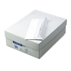 Mead Westvaco WEVCO293 Self-Seal Business Envelopes, #10, 4-1/8 x 9-1/2, White, 500/Box