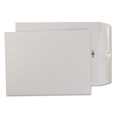 Mead Westvaco WEVCO390 Envelope,9X12,Clasp,Hd,Gy