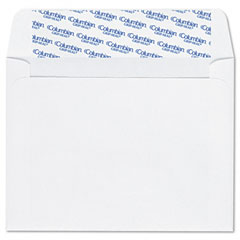 Mead Westvaco WEVCO598 Invitation Envelopes w/Grip-Seal, 4-3/8 x 5-3/4, White, 100/Box