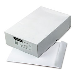 Mead Westvaco WEVCO746 Self-Seal Catalog Envelopes, 10 X 13, 28lb, White, 100/Box
