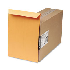 Mead Westvaco WEVCO749 Self-Seal Catalog Envelopes, 10 X 15, 28lb, Light Brown, 250/Box
