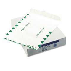 Mead Westvaco WEVCO806 Tyvek First Class Catalog Envelopes, 10 x 13, 100/Box