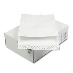 "Mead Westvaco WEVCO814 Tyvek Grip-Seal Open End 2"" Expansion Envelopes, 12 x 16, 100/Box"